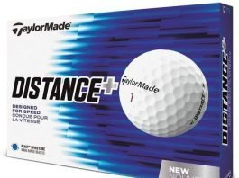 TaylorMade Distance Plus Golf Balls